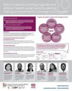 Gender & UHC Poster