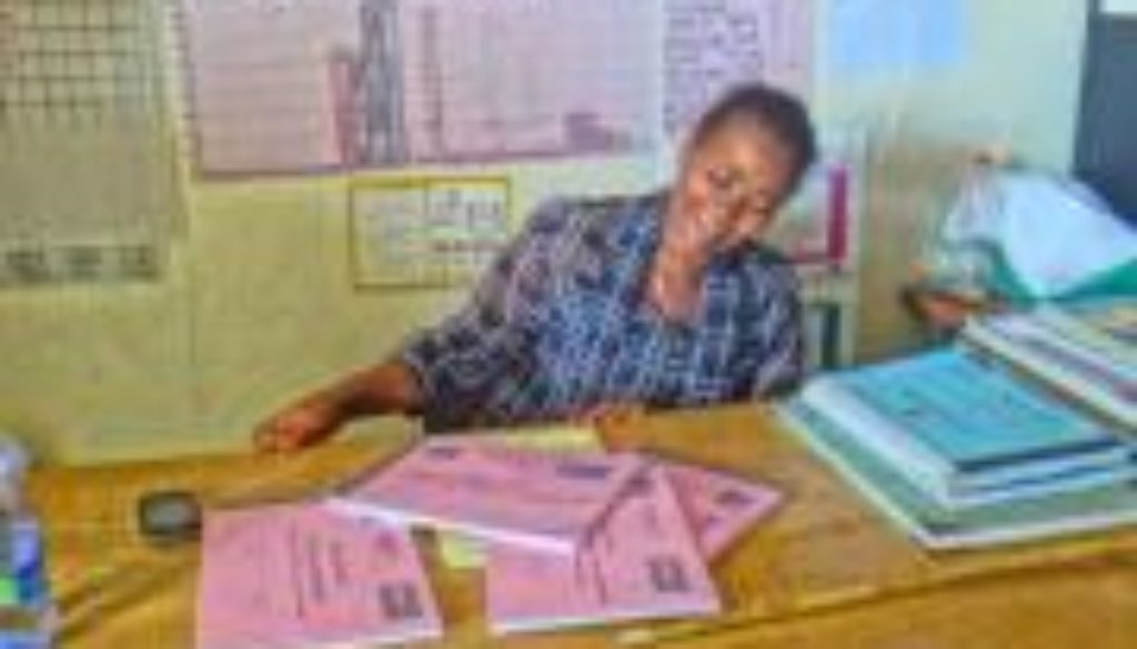 photo of community health worker
