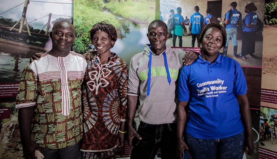 A reflection on gender issues across programmes in Liberia, Sierra Leone and Democratic Republic of Congo
