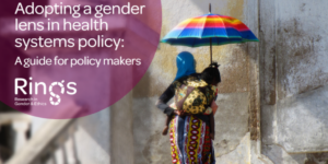 Policy Guide cover